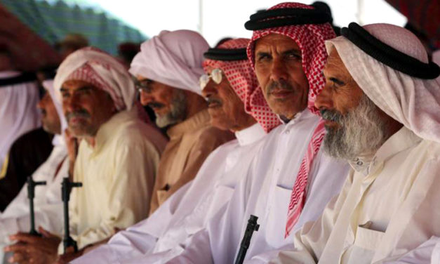 The Civil Wars of Iraq's Sunni Tribes: Fault Lines within 8 Sunni tribes and Sub-tribes, 2003-2016.