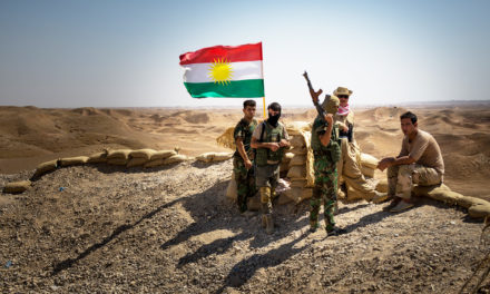Kurdish Demands for Arms have Little to do with ISIL