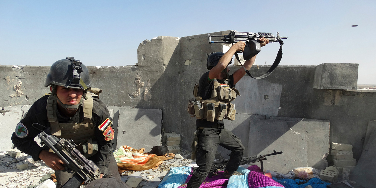 Fall of Ramadi Breaks U.S. Assumptions