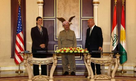 US conditions military aid to Peshmerga on cooperation with Baghdad