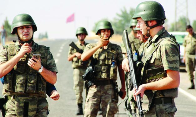Iraq Turns to Security Council to Deter Turkey