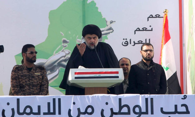 The Dangers of Muqtada Al-Sadr's Violent Demonstrations