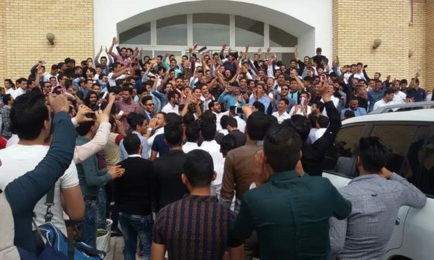 Can Iraqi Campuses Remain Politics Free During Election Season?