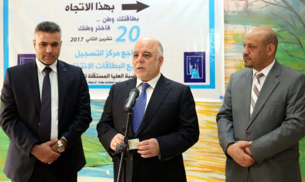 Why Some Iraqi Officials Want Elections Delayed