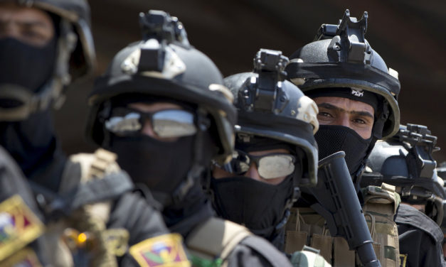 Iraqi Security Forces Pivot from Offensive Warfare to Counter Insurgency