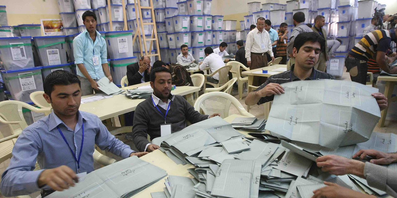 Analyzing Voter Attitudes Towards 2018 Elections in Iraq