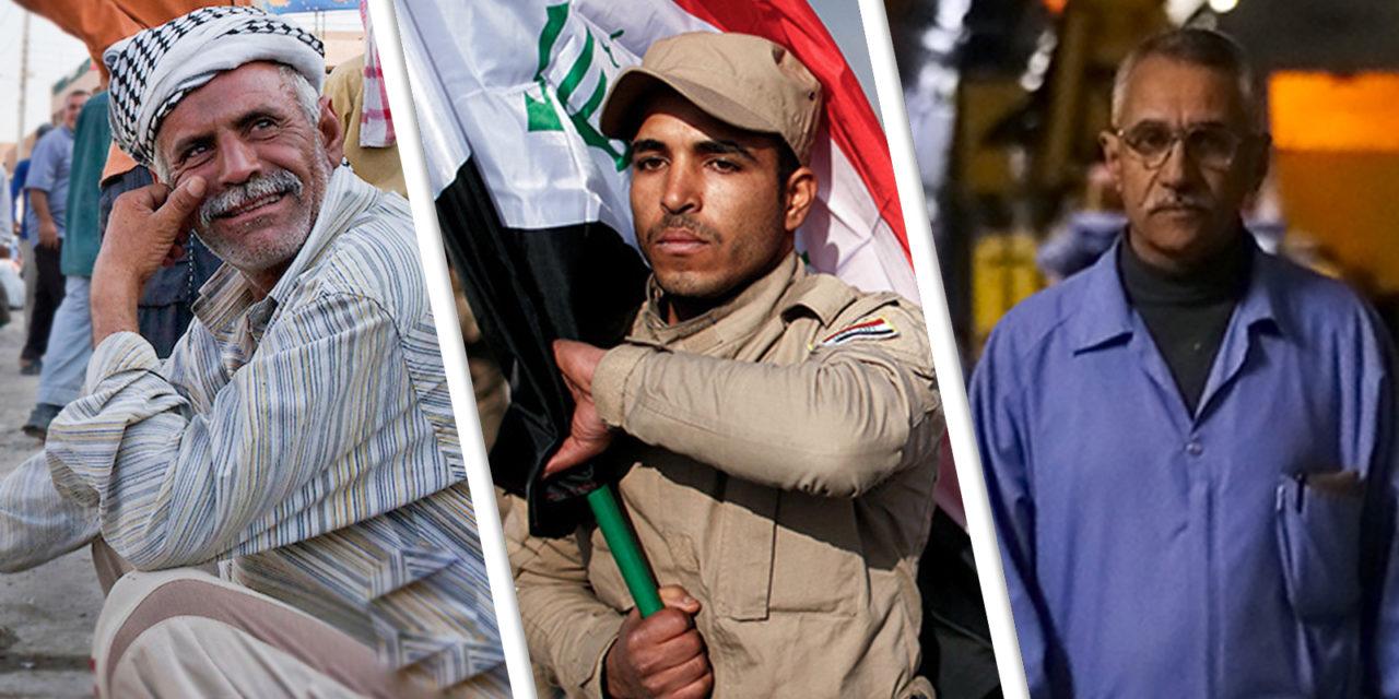 Security and Economy Top Iraqis' Priorities