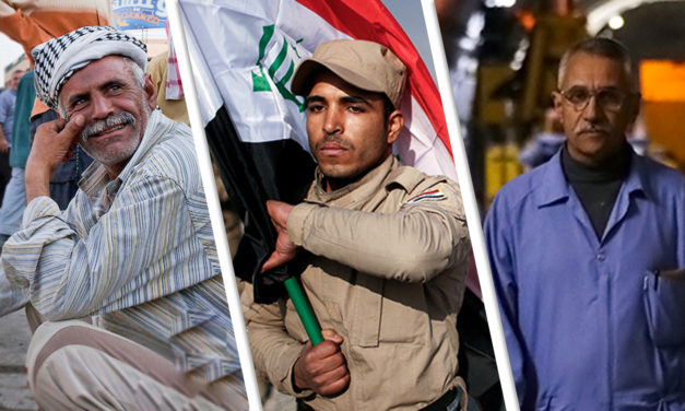 Security and Economy Top Iraqis' Priorities