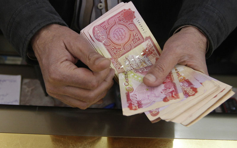 IRAQ MONEY MARKET ANOMALIES: FLAWS FOR IRAN TO CIRCUMNAVIGATE SANCTIONS IQD